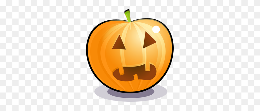 Halloween Pumpkin Borders Clip Art - Pumpkin Border Clipart