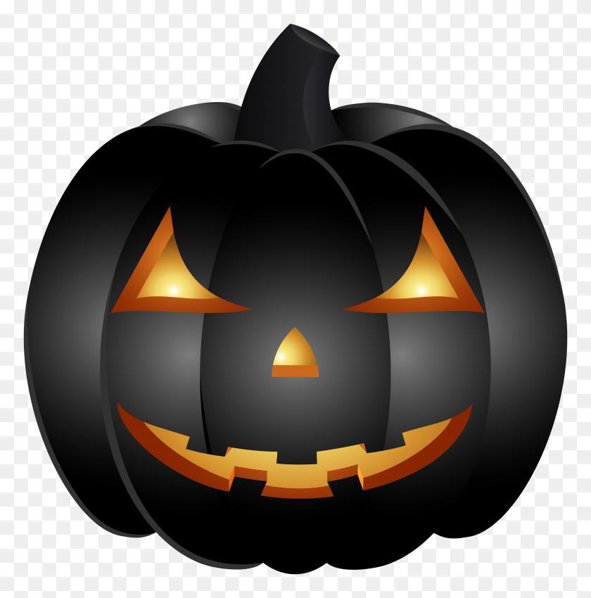 Halloween Scary Pumpkin Png Clip Art - Scary Halloween Clipart