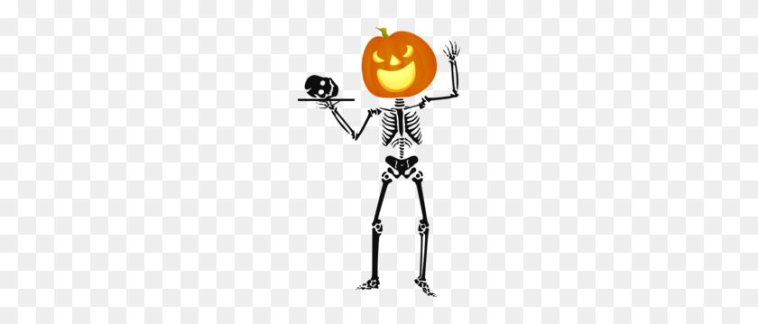 Halloween Skeleton Clip Art - Halloween Skeleton Clipart