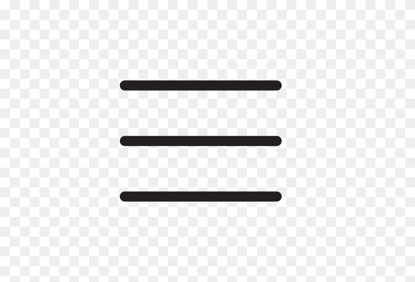 Hamburger Menu, Menu, Menu Button Icon With Png And Vector Format - Menu Icon PNG
