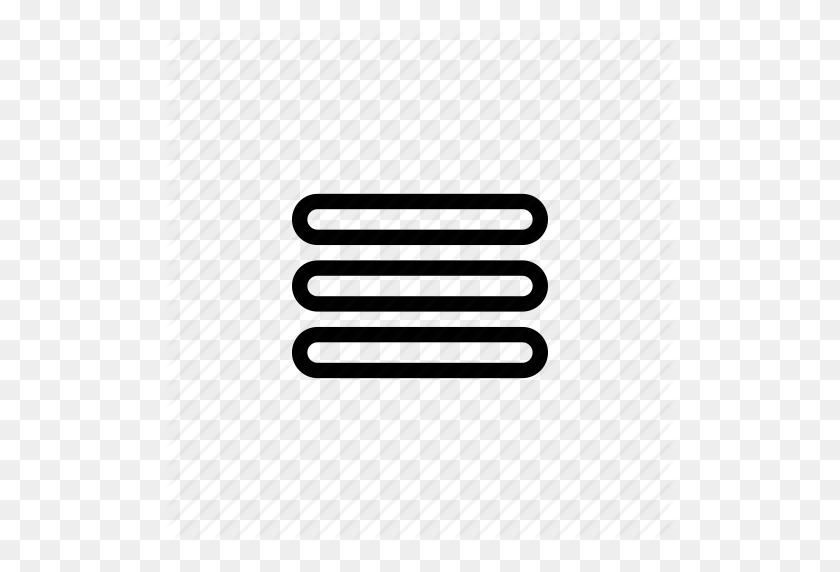 Hamburger Menu, Menu, Side Menu Icon - Hamburger Icon PNG