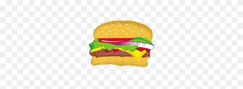 Hamburgers Clipart Paragraph - Paragraph Clipart
