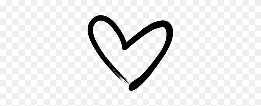 Hand Drawn Heart Transparent Png Image - Hand Drawn Heart Clipart