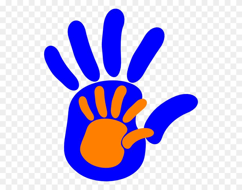 Handprint Clipart For Free Handprint Clipart - Mano Clipart