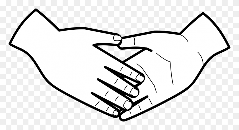 Handshake Holding Hands Computer Icons Drawing - Free Clip Art Hands