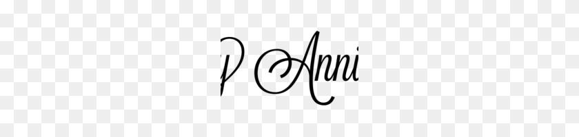 Happy Anniversary Clip Art Happy Anniversary Hand Lettering Icon - Watercolour Clipart