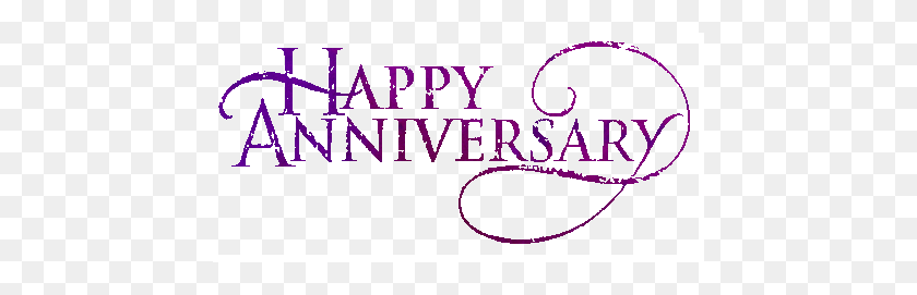 Happy Anniversary Happy - Free Clip Art Anniversary