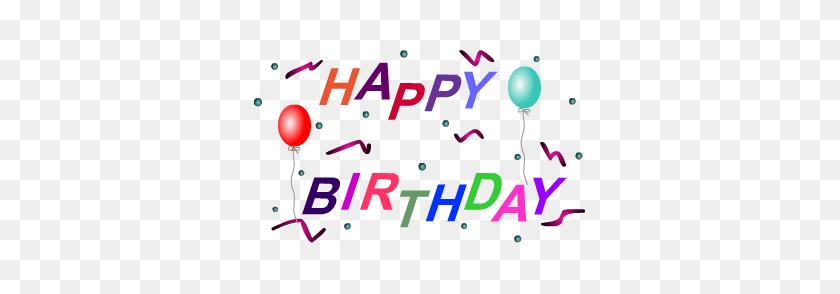 Happy Birthday Clipart - Sister Birthday Clipart