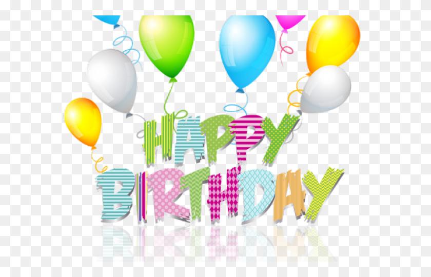 Happy Birthday Clipart Transparent Background - Birthday Clipart Transparent