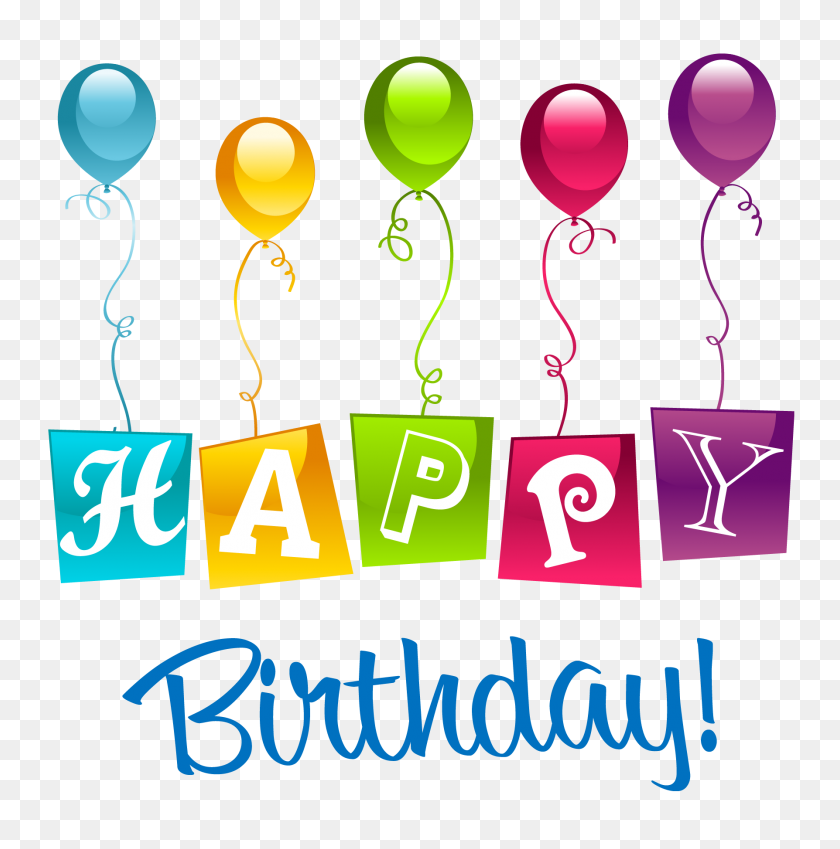 Happy Birthday Png Images Free Download Sister Birthday Clipart