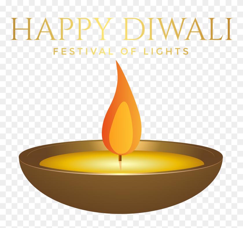 Happy Diwali Png Clip Art - Diwali Clipart
