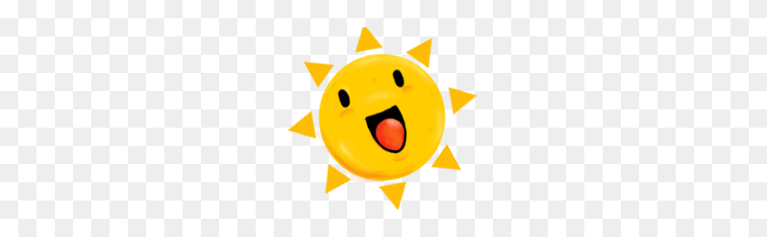 Happy Earth Clipart Png Png Image - Happy Sun PNG