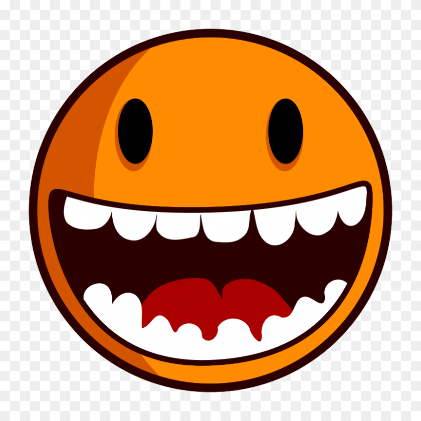 Happy Face Quotes Happy Face Happy Happy Face Really Happy Face - Angry Mouth PNG