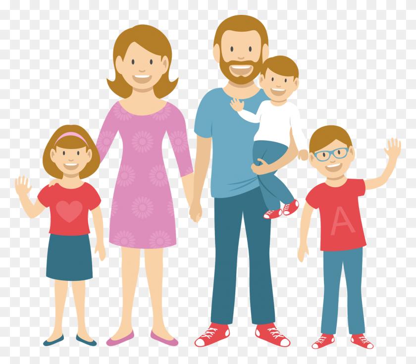 Happy Family - Happy Family PNG