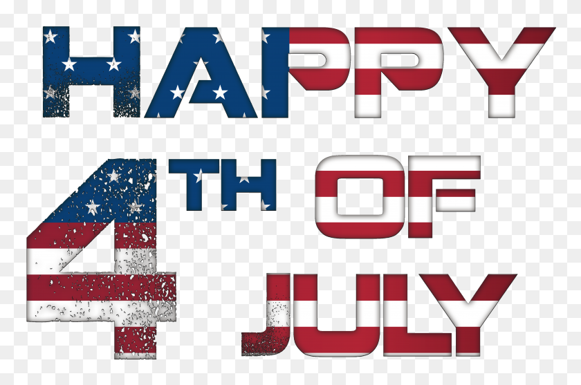 Happy July Usa Png Clip Art - Usa Clipart
