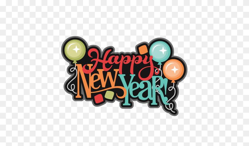 Happy New Year Transparent 64
