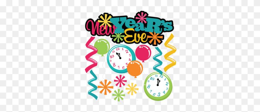 Happy New Years Eve Clip Art Happy Holidays! - New Years Border Clip Art