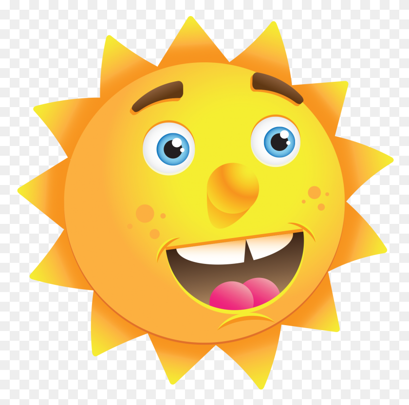 Happy Sun Character Cc Daily Challenges! - Happy Sun PNG