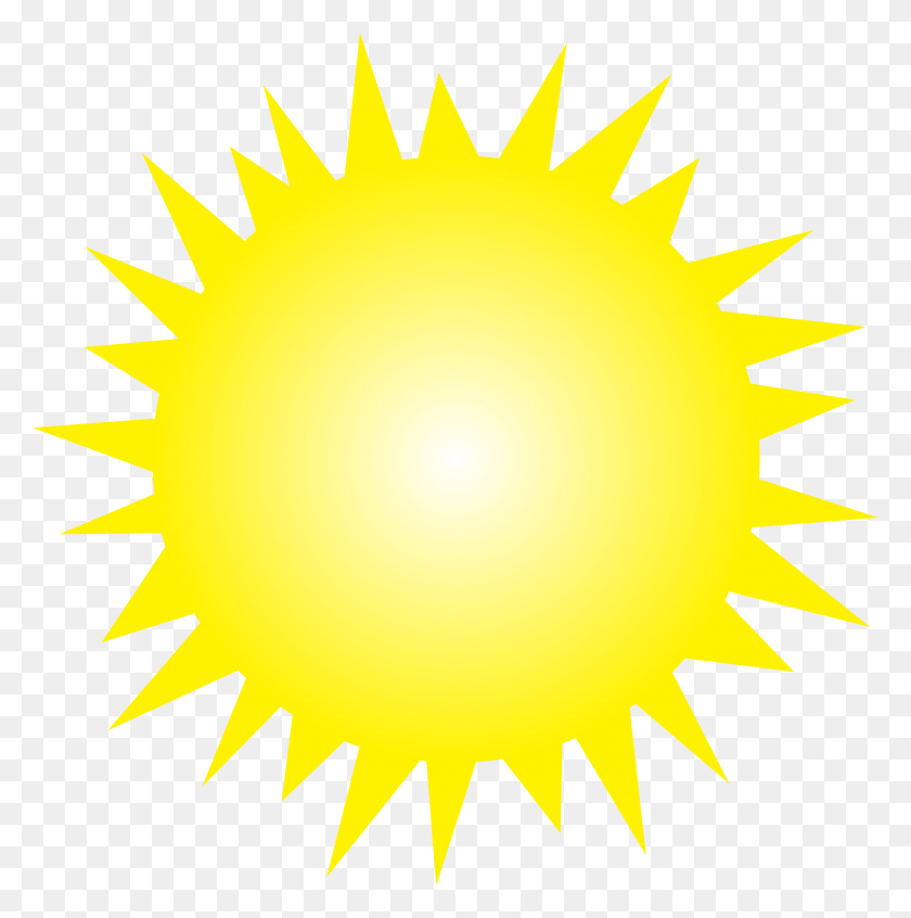 Happy Sun Clipart Of Yanhe Clip Art - Happy Sun PNG