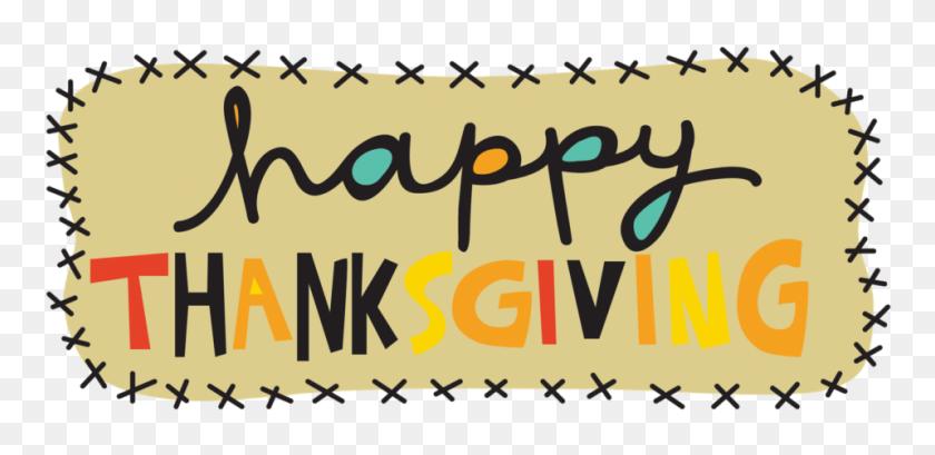 Happy Thanksgiving Clip Art Funny Astonishing Happy - Thanksgiving Banner Clipart