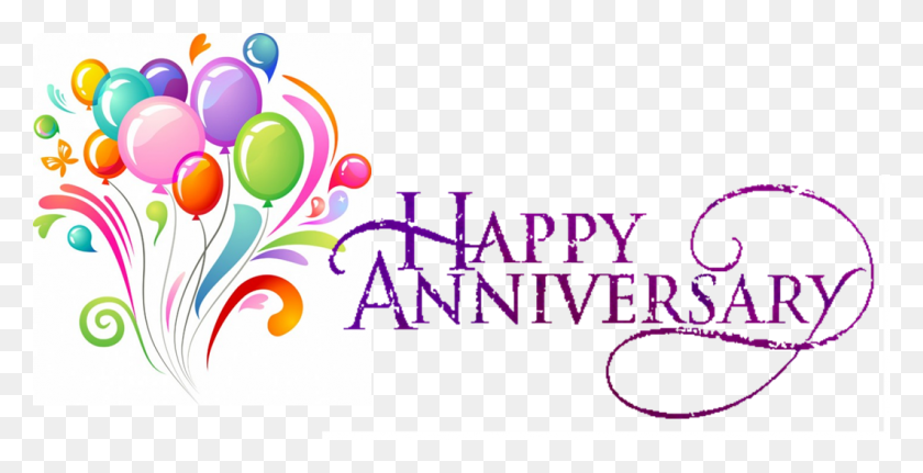 Happy Wedding Anniversary Png - Anniversary PNG