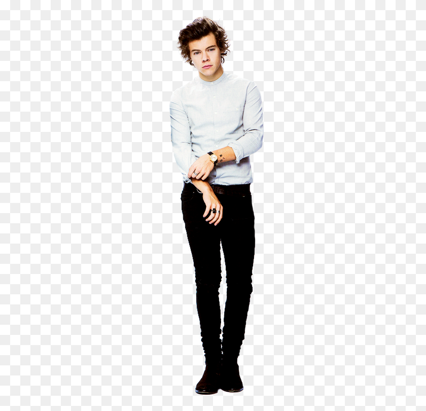 248x750 Harry Styles - Louis Tomlinson PNG