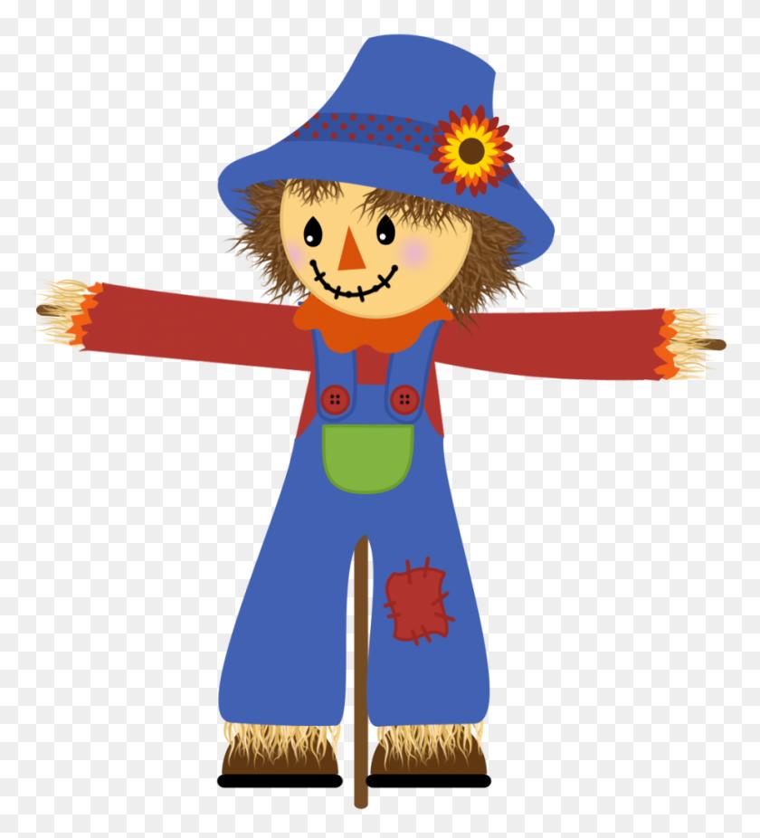 Harvest Scarecrow Clipart, Explore Pictures - Harvest Festival Clipart