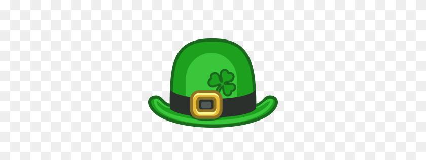 Hat Bowlhat Icon St Patricks Day Iconset - Luigi Hat PNG