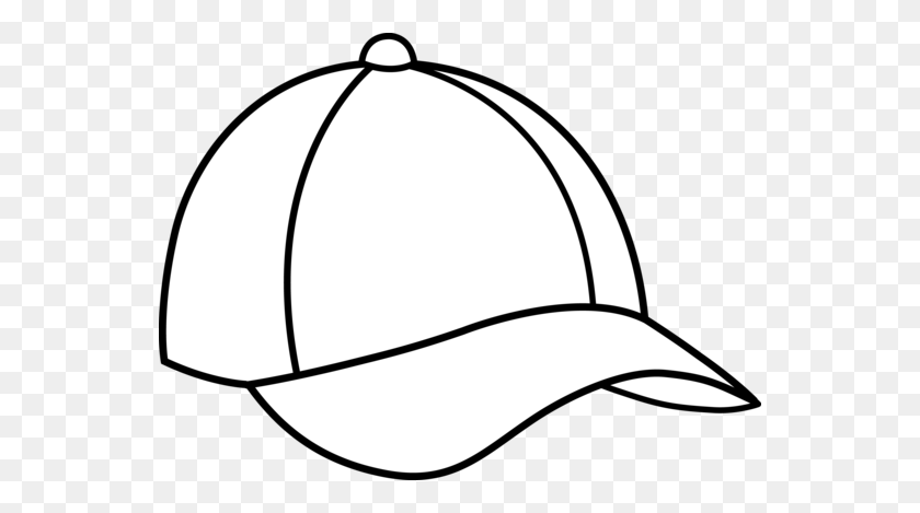 Hat Clipart Black And White - Top Hat Clipart