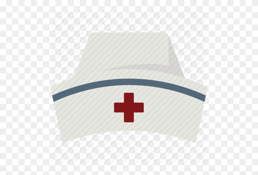 Hat, Nurse, Nurse Hat, Nurse's Hat, Nurses Hat Icon - Nurse Hat PNG