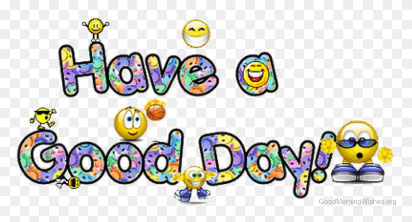 Have A Nice Day Clip Art, Free Download Clipart - Nice Clipart
