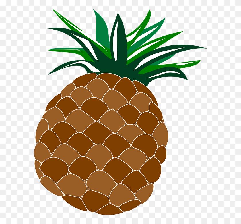 Hawaii Clipart Hawaiian Pineapple - Free Hawaiian Clip Art