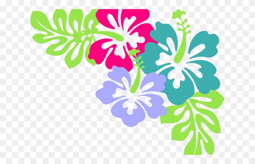640x480 Hawaii Clipart Hawaiian Theme - Luau Clipart