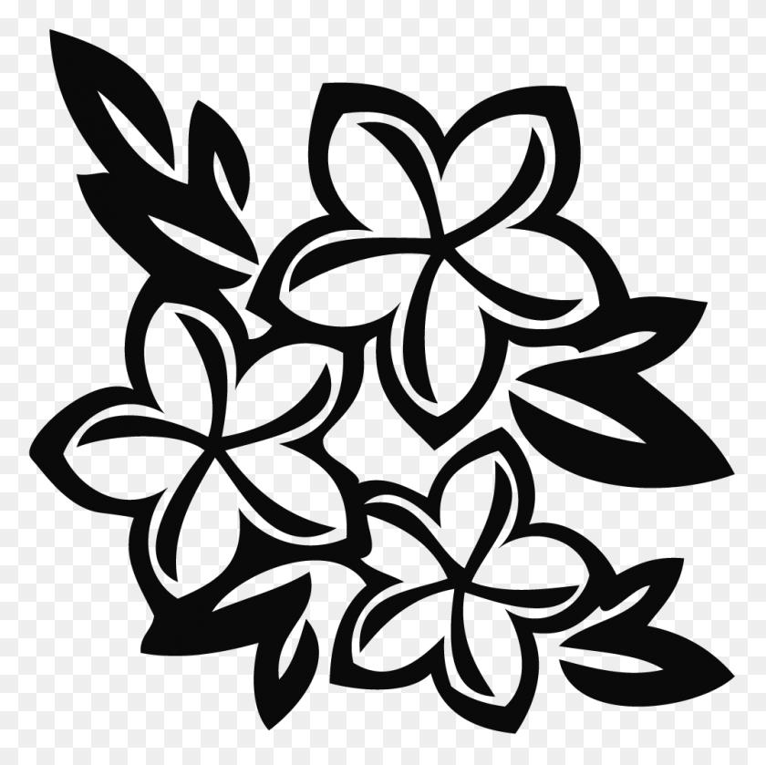 Hawaiian Flower Hawaiian Petroglyphs Clipart Google Search - Cute Flower Clipart