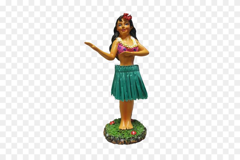 Hawaiian Hula Girl - Hula Girl PNG