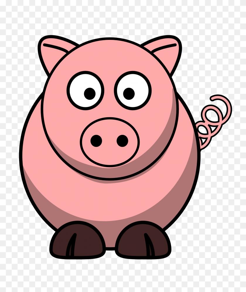 Head Clipart Peppa Pig - Peppa Pig Clipart