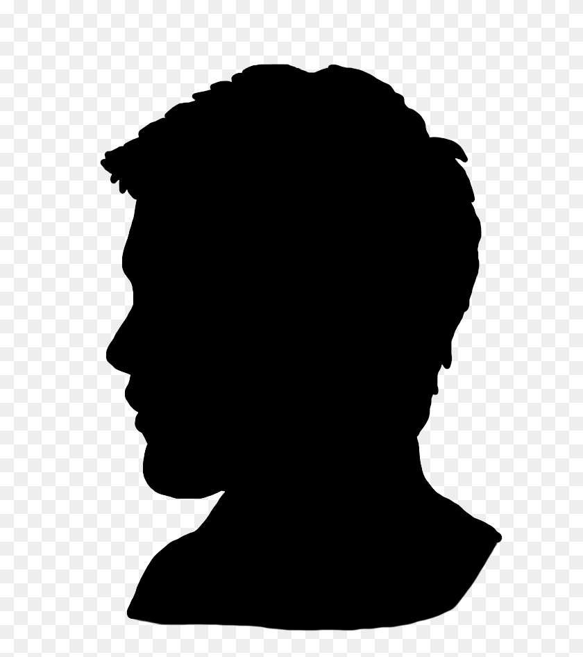 Head Silhouette Clip Art Clip Art - Longhorn Silhouette Clipart