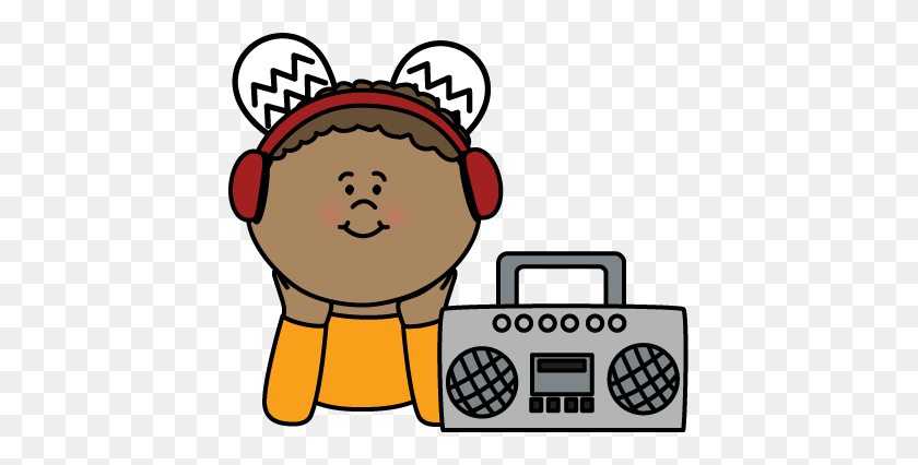 Headphones Clipart Listening Centre - Listening PNG
