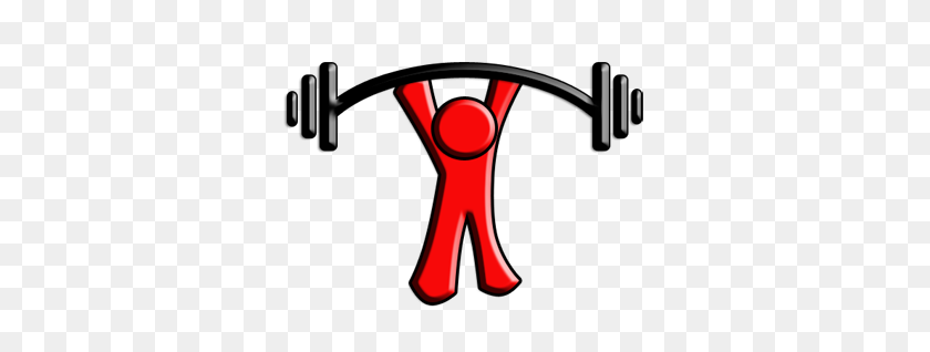 Health And Wellness Clip Art Strength Training, Although Usually - Wellness Clipart