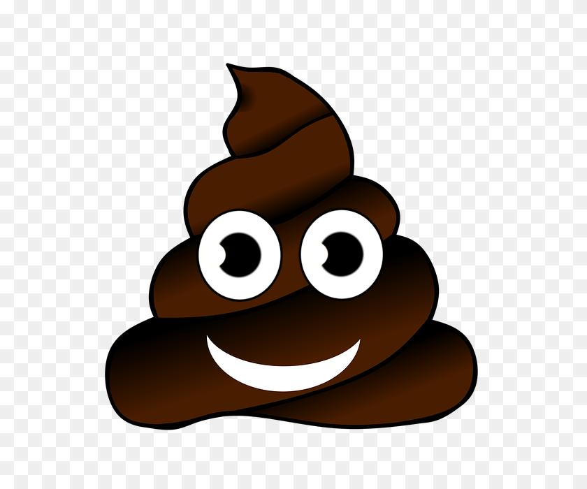 Healthy Poop - Poop Emoji Clipart