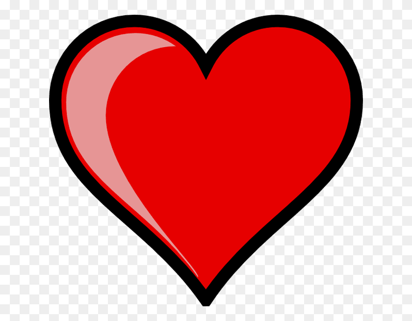 Heart Clipart - Two Hearts Clipart