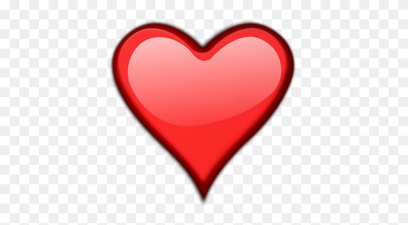 400x404 Heart Clipart Transparent - Bleeding Heart Clipart