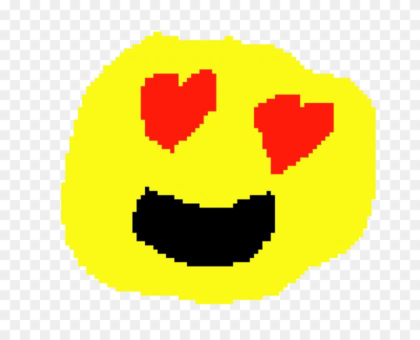 Emoji, Emoticon, Eyes, Face, Heart, Love Icon - Heart Eyes