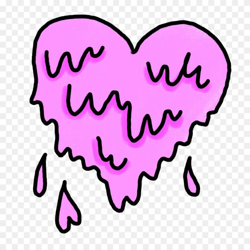 Heart Kalp Love Tumblr Freetoedit Cute Kawaii Ftesticke - Heart PNG Tumblr