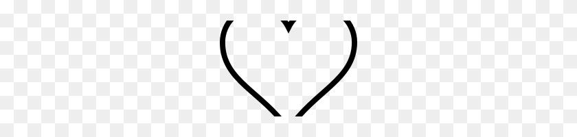Heart Outline Clipart Ribbon Heart Outline Christian Heart Clipart - Heart Ribbon Clipart