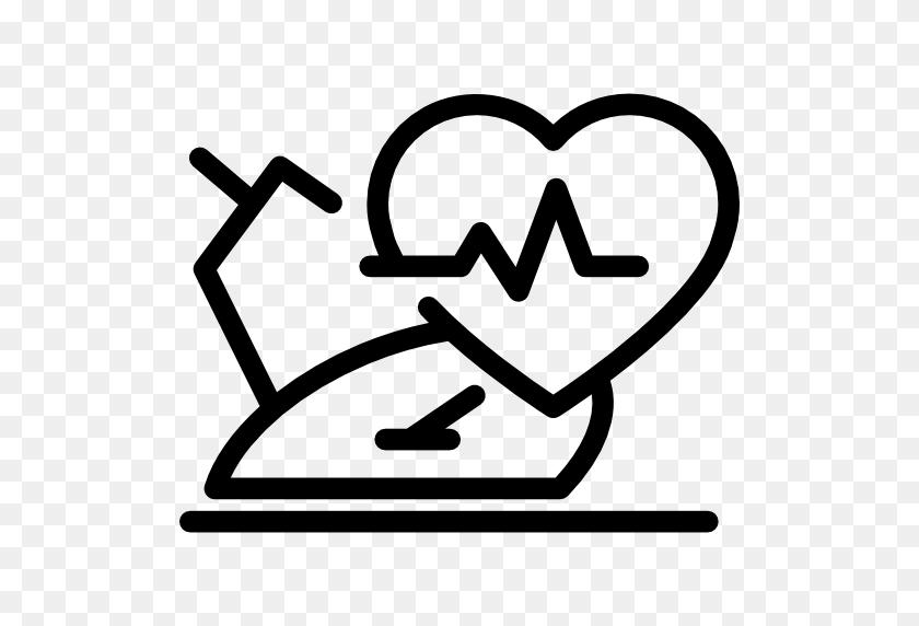 512x512 Heart Outline, Shapes, Hearts, Heart Shape, Heart, Hearts Outline - Heart Outline PNG