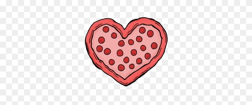 Heart Pizza Transparent, Pizza Clip Art Pizza Clipart Photo - Pizza PNG Tumblr