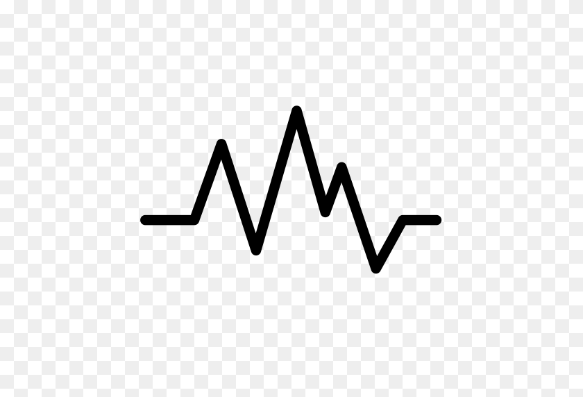 Heart Rate, Heartbeat, Lifeline Icon With Png And Vector Format - Heart Monitor Clipart