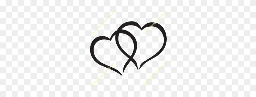 Heart Royal Blue Clipart - Rustic Heart Clipart