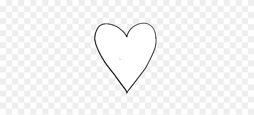 Heart Shape Outline Clipart Free Clipart - Heart Shape Clipart